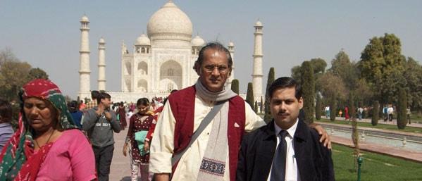 With Rajesh K Chaudhary, a Chartered Accountant & SA Astrologer