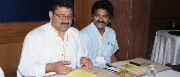 Arun Krishnan & Balaji B