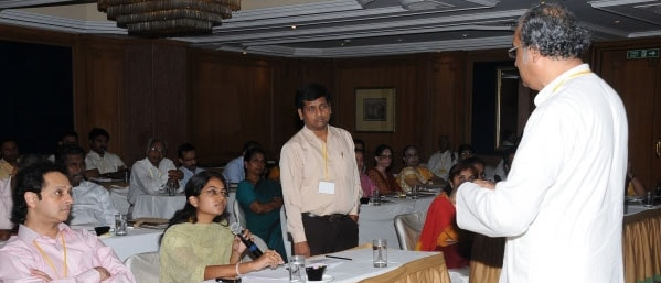 Guruji speaking