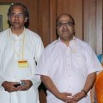 Guruji & Dr Prema with Dr Joshi & Dr Shalmali