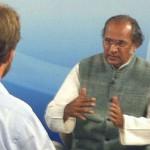 TV Interview with Marcos Whoortman