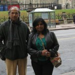 With Vasugiji in Ottawa