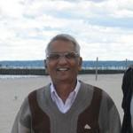 Lakshmikumarji with Kannanji